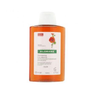 KLORANE Shampooing Antipelliculaire à l'Extrait de Capucine 200 ml