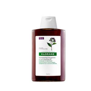 KLORANE Shampooing Traitant Fortifiant à la Quinine et aux Vitamines B – 200 ml