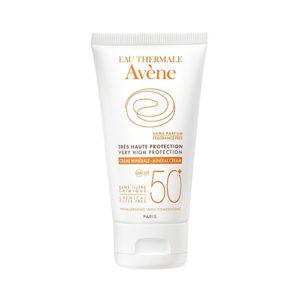 Avène Crème Minérale Haute Protection SPF50 – 50ml