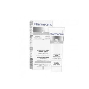 PHARMACERIS W Albucin Intensive Crème de Nuit éclaircissante 30ml