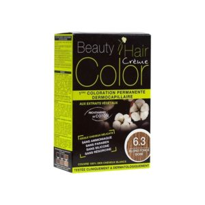 Beauty Hair Color BLOND FONCE DORE 6.3