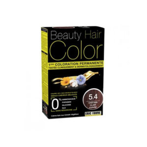 Coloration Beauty Hair Color CHATAIN CLAIR CUIVRE 5.4