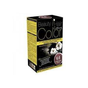 Coloration Beauty Hair Color BLOND FONCE ROUGE 6.6